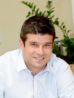 Kai Schmidt Geschäftsführer Bodenbau Schmidt